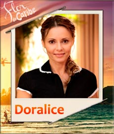 doralice flor do caraibes dubbed in french